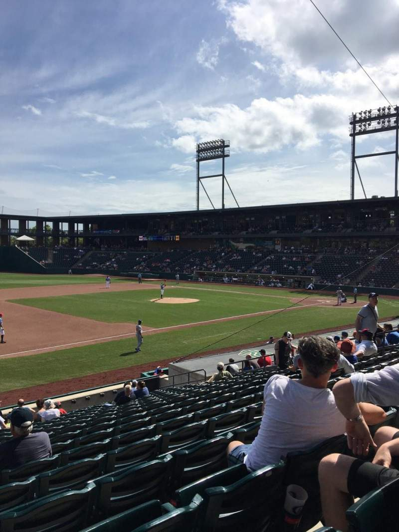 Huntington Park, section: 19, row: 17, seat: 18