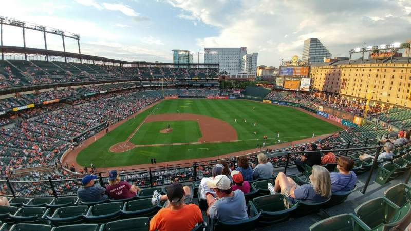 Oriole Park at Camden Yards, section: 324, row: 5, seat: 5