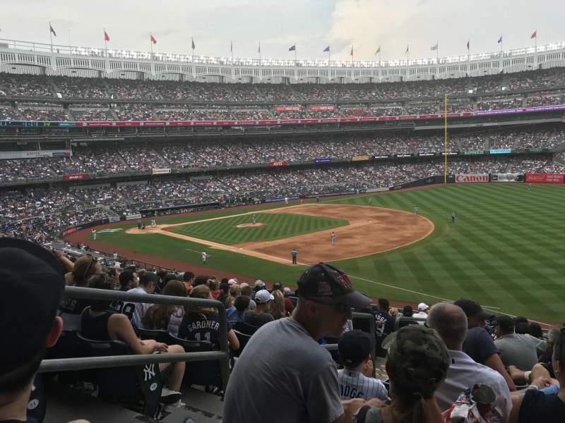 Yankee Stadium, section: 212, row: 13, seat: 20