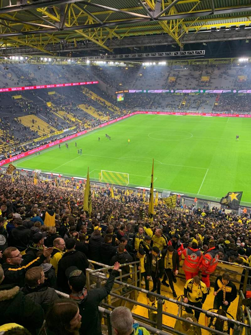 Seating view for Signal Iduna Park Section 83