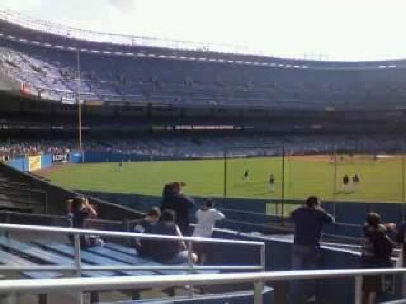 Seating view for Old Yankee Stadium Section bleachers