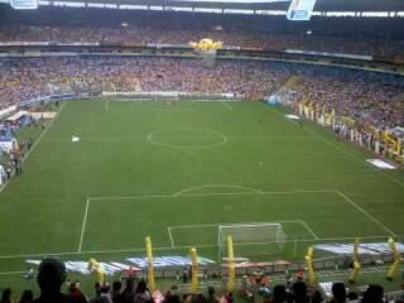 Seating view for Estadio Jalisco