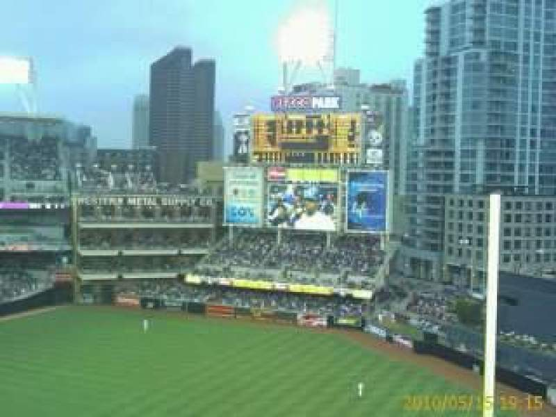 Seating view for PETCO Park Section 321