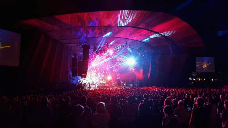 Blossom Music Center, section: 37, row: A, seat: 10