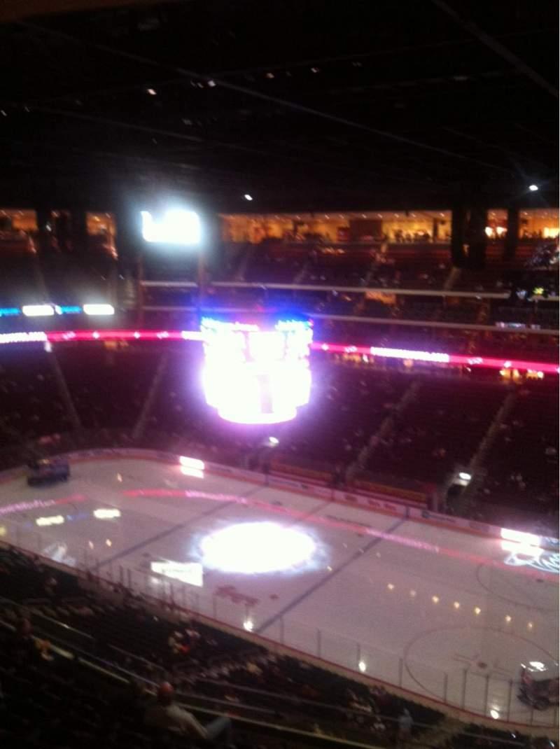 Gila River Arena, section: 213, row: I, seat: 1