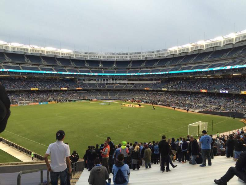 Seating view for Yankee Stadium Section 237 Row 24 Seat Bleacher