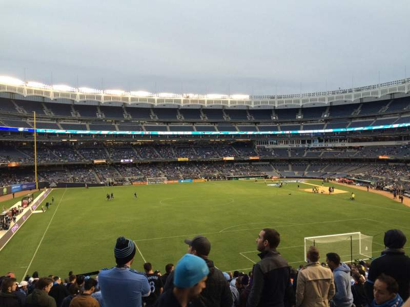 Seating view for Yankee Stadium Section 237 Row 20 Seat Bleacher