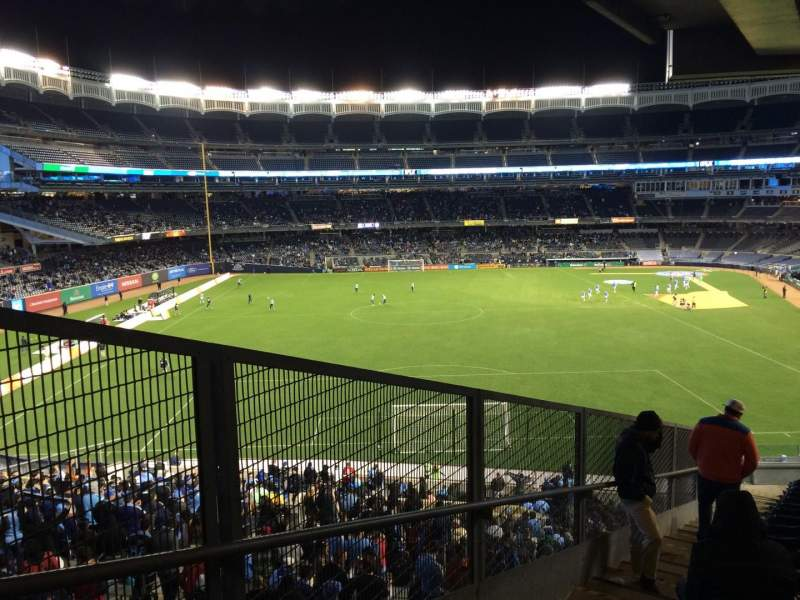 Seating view for Yankee Stadium Section 234 Row 19 Seat 41