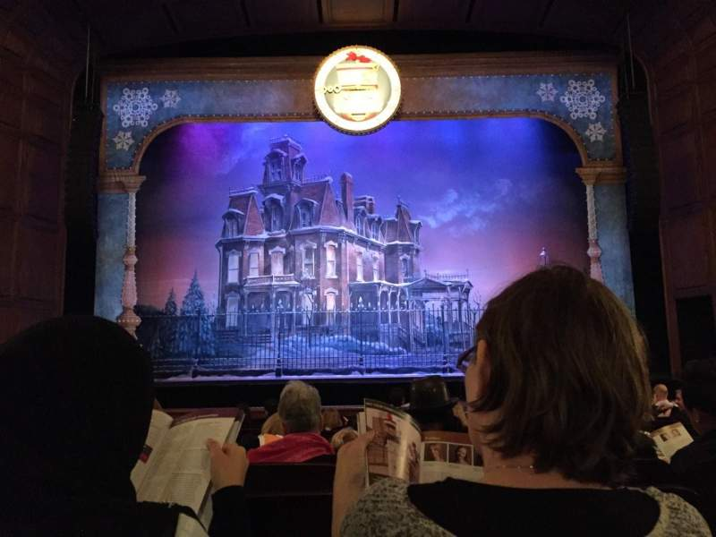 Seating view for Benedum Center Section Orch-c Row L Seat 108