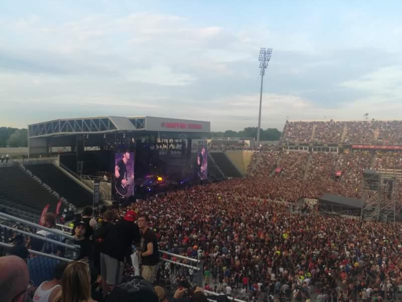 Mapfre Stadium, section: 227, row: 6, seat: 9