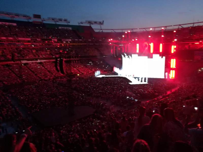 FedEx Field, section: 326, row: 14, seat: 13