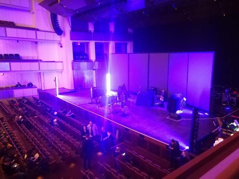 Seating view for The Kennedy Center Concert Hall Section Box Tier Row 50 Seat 4