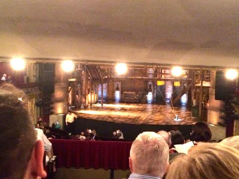 CIBC Theatre, section: Dress Circle RC, row: F, seat: 224