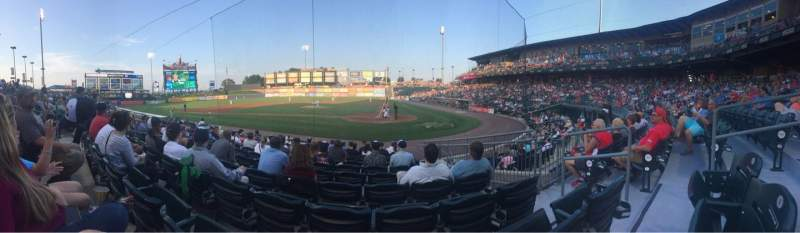 Coca-Cola Park, section: 115, row: L, seat: 6