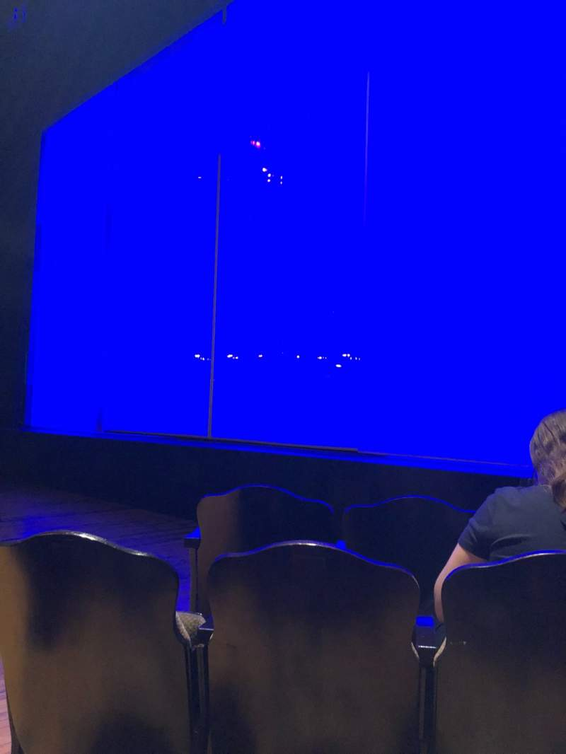 Seating view for Studio 54 Section Orchestra R Row C Seat 6