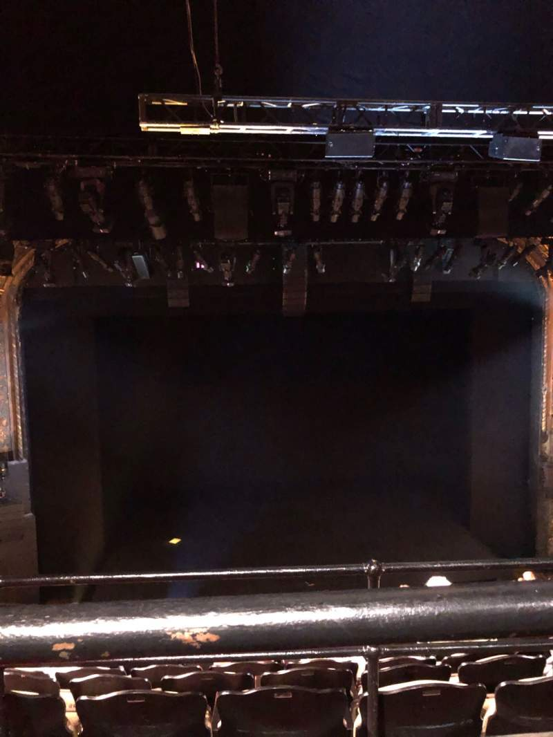 Seating view for Studio 54 Section Rear Mezzanine C Row EE Seat 212