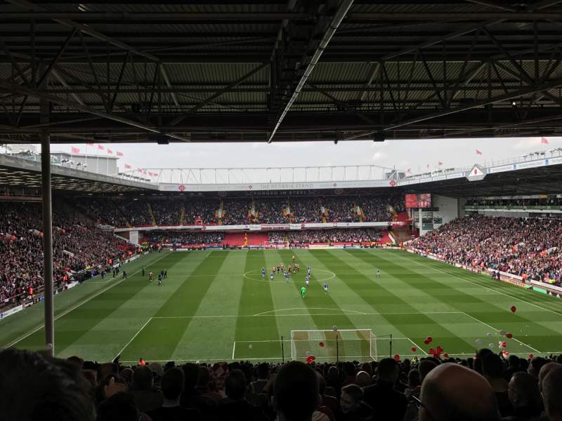 Photos Of The Sheffield United At Bramall Lane