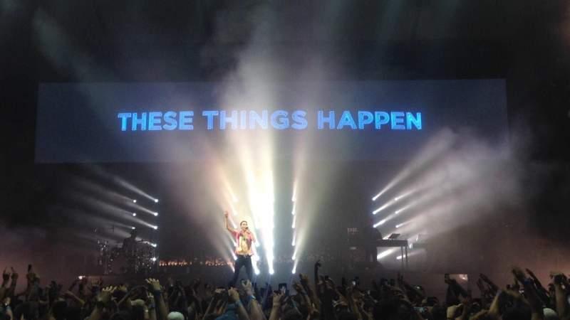 Td Garden Section 2 G Eazy Tour Endless Summer Tour Shared By Jdzeeb