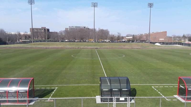 Yurcak Field, section: 5, row: 10, seat: 7