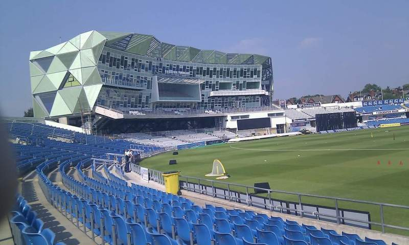 Seating view for Headingley Stadium