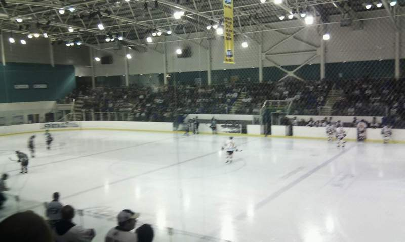 Seating view for IceSheffield