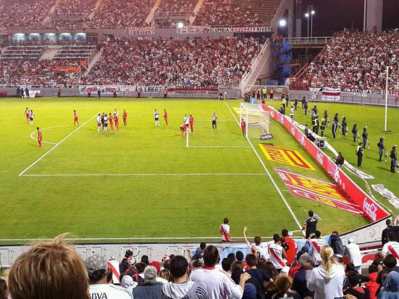 Seating view for Estadio Monumental
