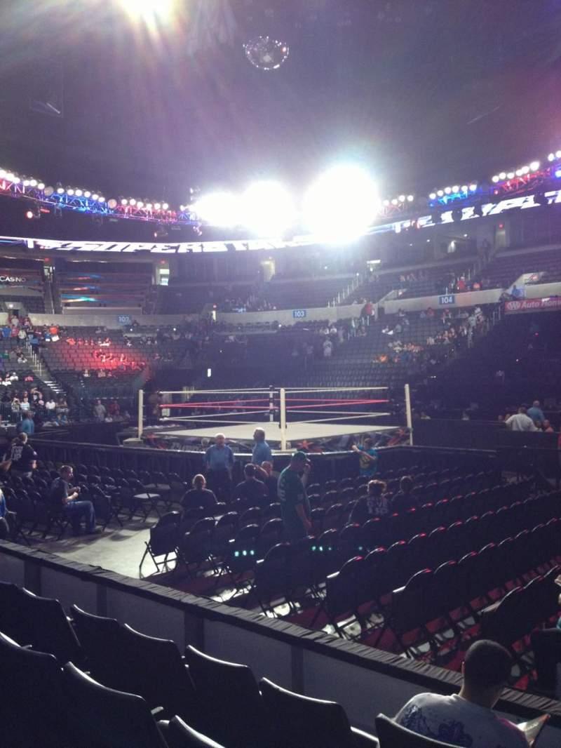 Wwe Photos At Chesapeake Energy Arena