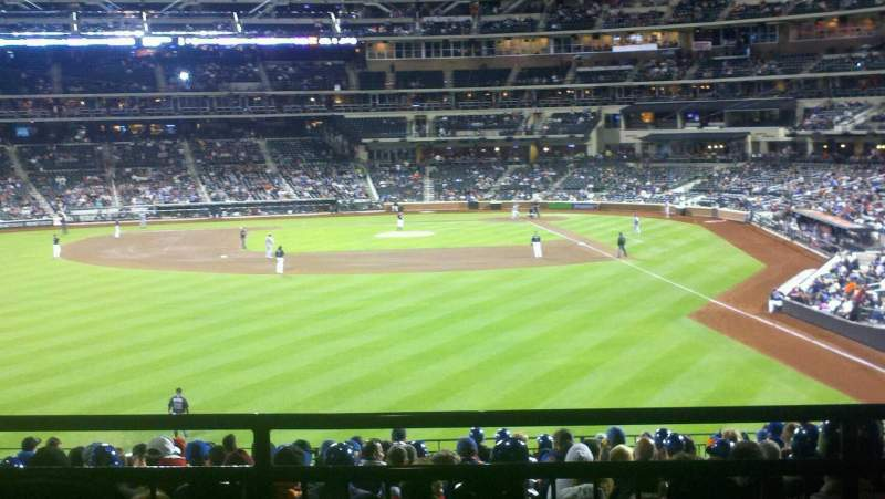 Seating view for Citi Field Section 131