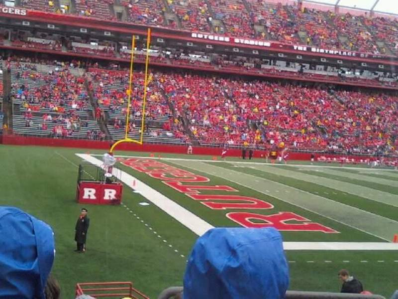 High Point Solutions Stadium, home of Rutgers Scarlet Knights