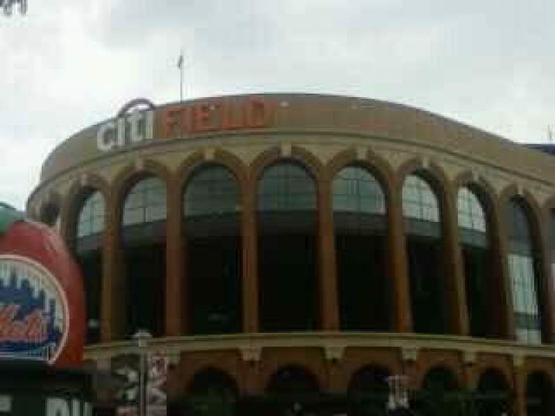 Seating view for Citi Field Section Main Entrance