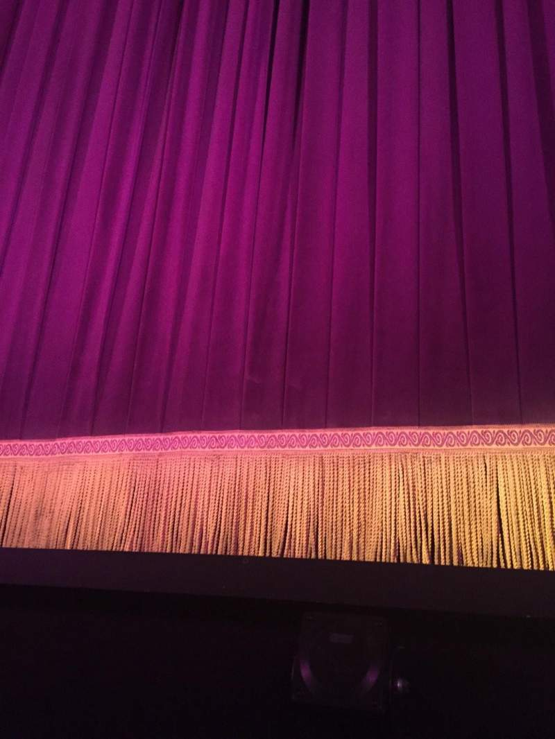 Seating view for Lyceum Theatre (Broadway) Section Orchestra Row AA Seat 103