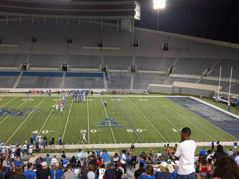 Memphis Hotels Near Liberty Bowl Stadium