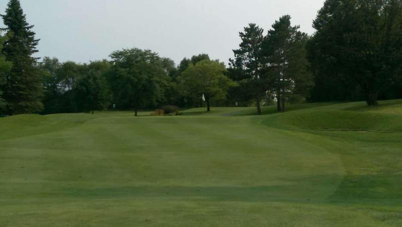 Seating view for Stillwater Country Club Section Hole 5