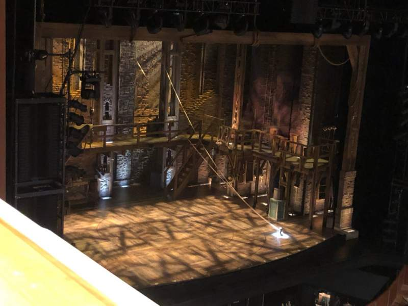 Seating view for Au-Rene Theatre at the Broward Center Section Mezzanine Box B Seat 1-5