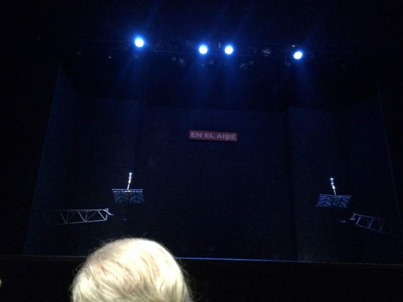 Seating view for Teatro Apolo (Buenos Aires) Section Main Row 2 Seat 3