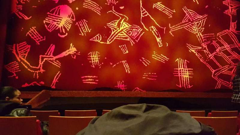 Seating view for Durham Performing Arts Center  Section 1 Row D Seat 124