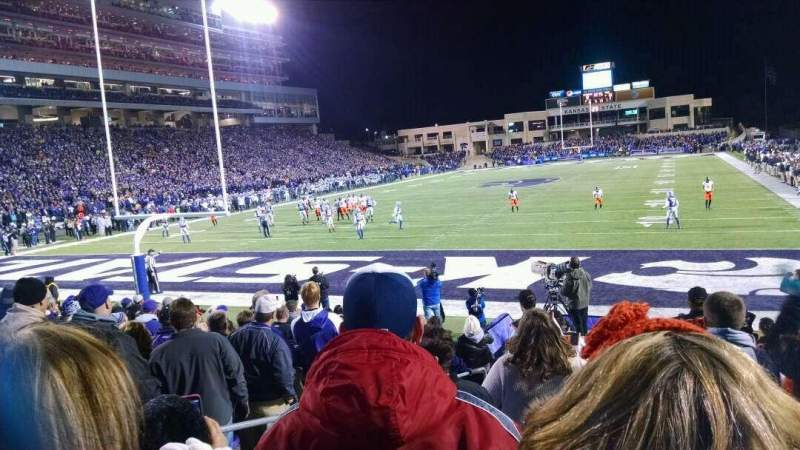 Seating view for Bill Snyder Family Stadium Section 16 Row 13 Seat 6