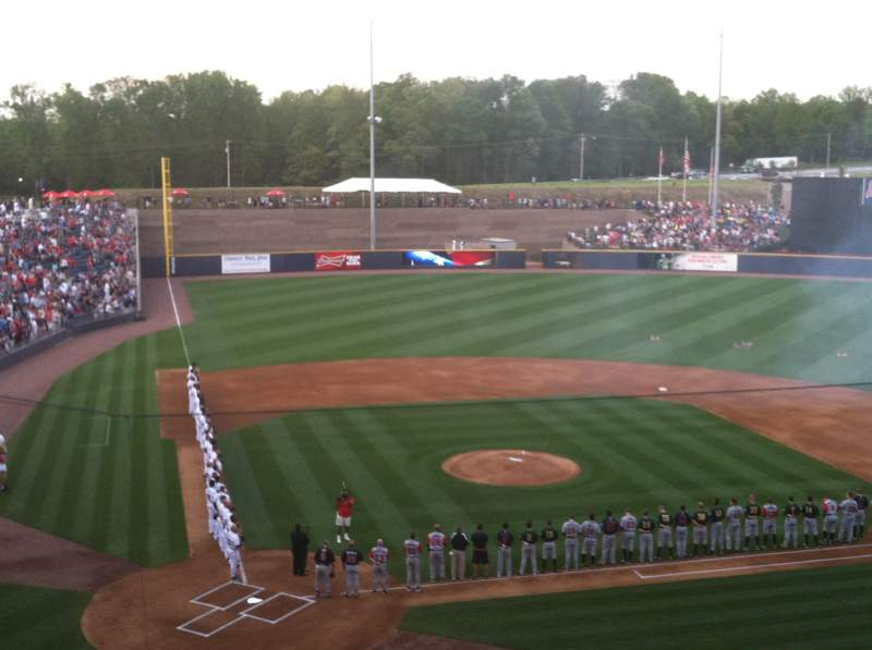 Coolray Field, section: Suite 13, row: 2