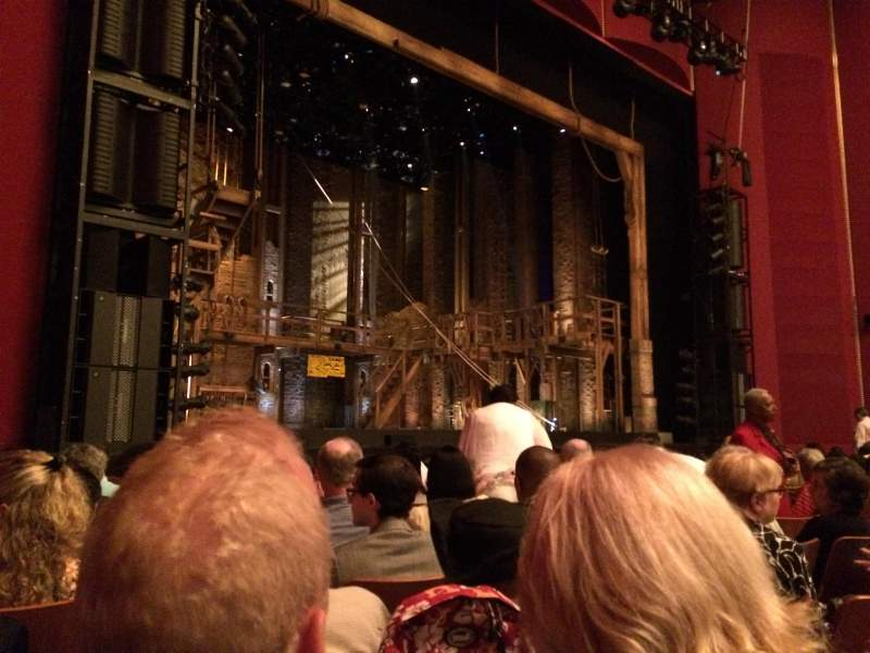 The Kennedy Center Opera House, section: Orch, row: M, seat: 9