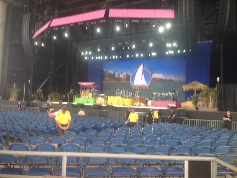 MidFlorida Credit Union Amphitheatre, section: 6, row: A, seat: 15