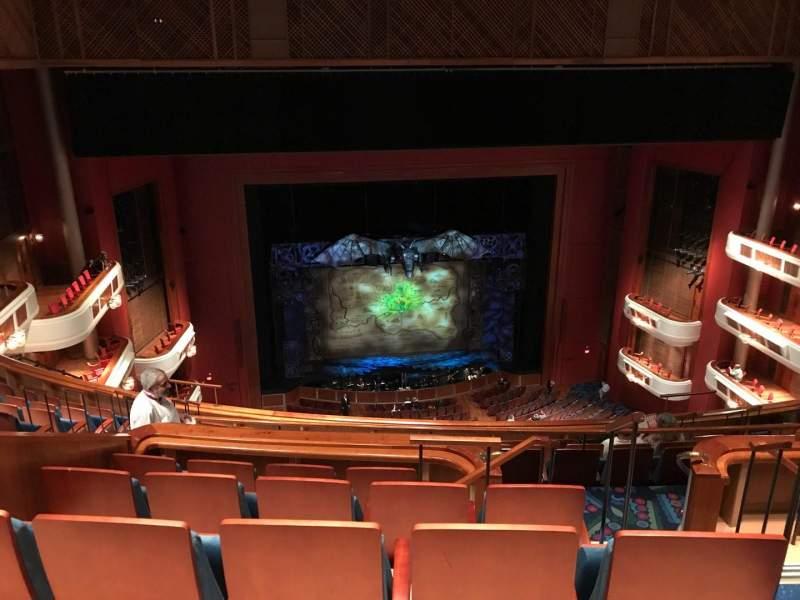 Au-Rene Theatre at the Broward Center, section: BALLC, row: J, seat: 101,103 An