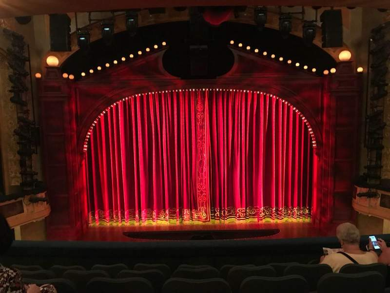 Shubert Theatre, section: MEZZC, row: F, seat: 107 And 108