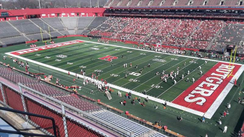 High Point Solutions Stadium, section: 201, row: 3, seat: 7