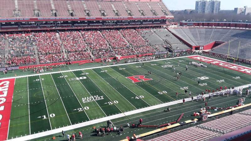 High Point Solutions Stadium, section: 211, row: 3, seat: 7