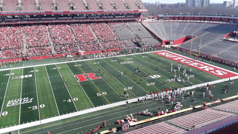 High Point Solutions Stadium, section: 209, row: 3, seat: 7