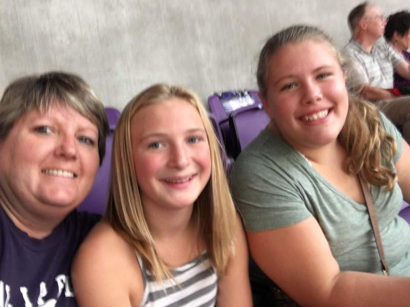 Seating view for U.S. Bank Stadium Section 221 Row 14 Seat 16