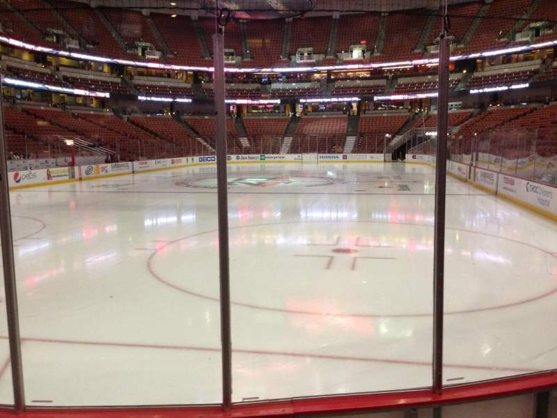 Seating view for Honda Center Section 228 Row D Seat 10