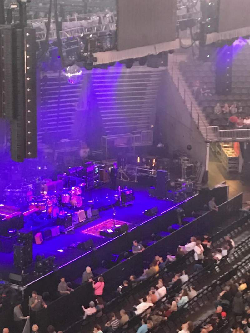 Philips Arena, section: 311, row: C, seat: 7