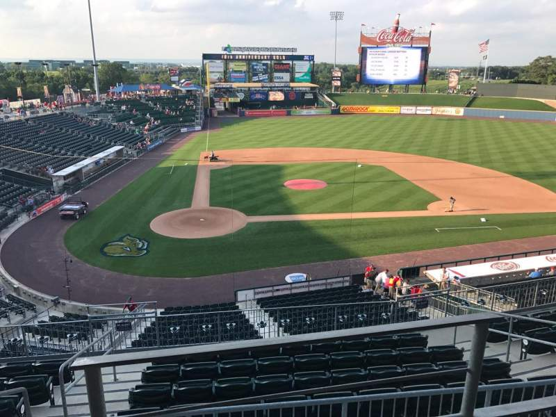 Coca-Cola Park, section: Suite 319, seat: 10