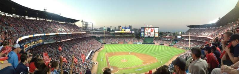 Seating view for Turner Field Section 405 Row 4 Seat 7